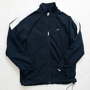 Vintage 90s  Nike Mens Windbreaker Jacket size XL